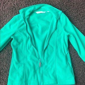 women's tommy hilfiger zip up jacket